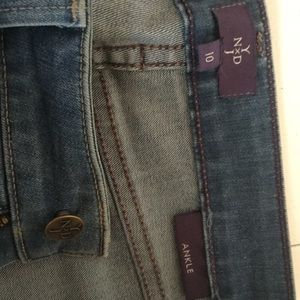 NYDJ Jeans - 5-pocket skinny ankle jeans